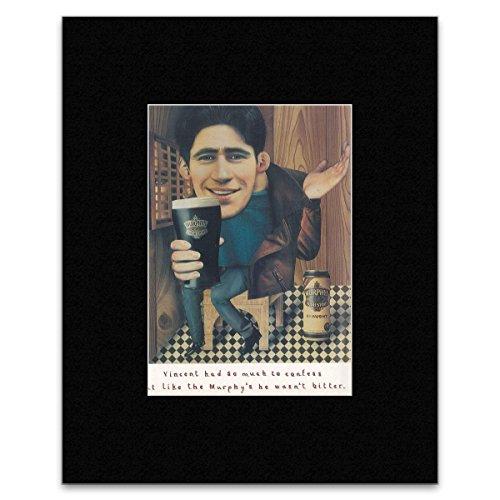 Unbekannt Murphy's Mini-Poster Irish Stout, 40,5 x 30,5 cm