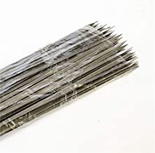 ANUSA 30PCS BBQ 34cm Needle Meat String Sign Charcoal BBQ Grills Barbecue Stainless Steel skewers Barbecue Tools
