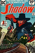 The Shadow: Who Knows What Evil Lurks in the Hearts of Men?: 1st DC Issue (20N1N30684, Vol. 2, No. 1, November 1973)