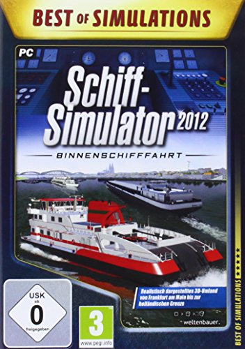 Best of Simulations: Schiff-Simulator 2012 - Binnenschifffahrt
