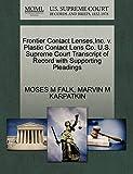 Gale Ecco, U.S. Supreme Court Records