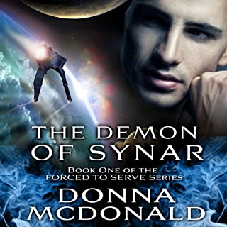 The Demon Of Synar audiobook cover art