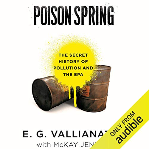 Poison Spring audiobook cover art