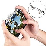 JLYLY Regolatore del Gioco Joystick Gioco Ripresa del Gioco Controller, for iPhone, Samsung, Xiaomi,...