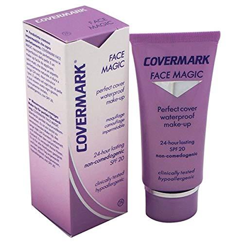 Covermark Face Magic Tubetto Fondotinta Colore 8, Confezione di 30 ml