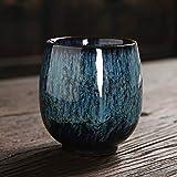 CJHYY Taza de té de cerámica Taza de té de Porcelana Taza de Kung Fu Chino Drinkware 150ml