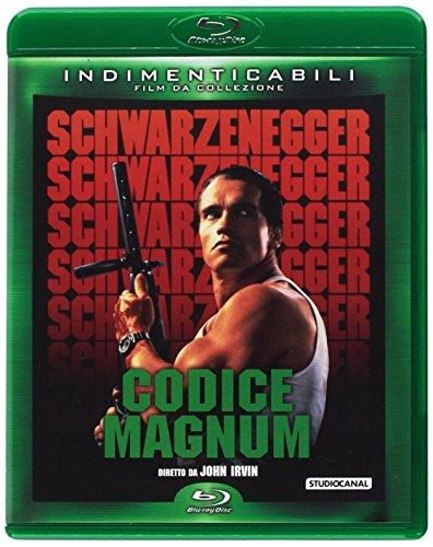 Codice Magnum Indimenticabili Italia Blu-ray