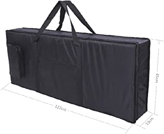 Electric Piano Keyboard Gig Bag Travel Portable Carrying Cas