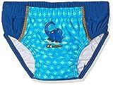 Playshoes UV-Schutz Windelhose Die Maus Capo d'Abbigliamento, Blu (Marine 11, (Herstellergröße: 74/80) Baby Jungen