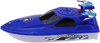 Flameer Battery Operated Swimming Bath Boat Kids Educational Water Toy Party Favors