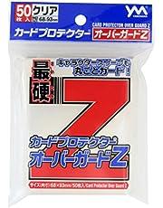 カードプロテクターオーバーガードZ (対応カードサイズ:68×93mm)