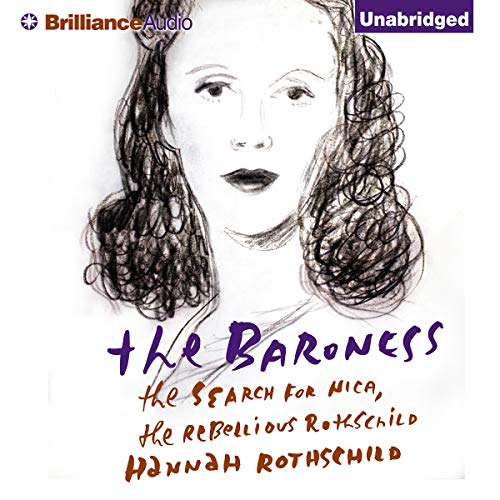 The Baroness  By  cover art