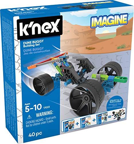 K'Nex 17023 Imagine Dune Set-60 Piezas - Edades 5-10 Juguete de Construcción