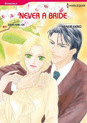 Never A Bride: Harlequin comics (English Edition)