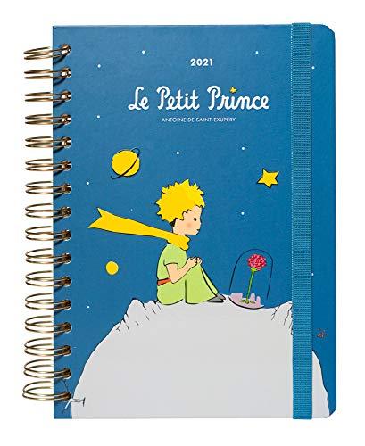 Grupo Erik Terminkalender Der Kleine Prinz - Kalender für 2021 A5 - Planer mit Wochenansicht, ASVA52103