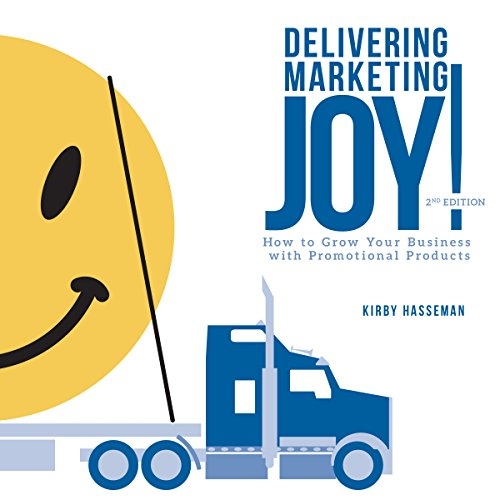 Delivering Marketing Joy audiobook cover art