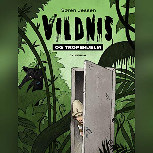 Vildnis og tropehjelm cover art
