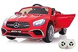 Jamara 460294 Ride-on Mercedes SL65 rot auf rc-auto-kaufen.de ansehen