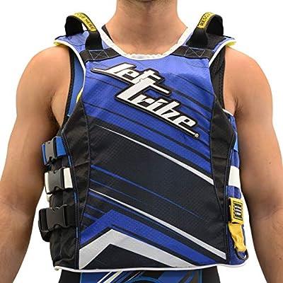 Jettribe UR-20P Comp Vest | Edge Series | Comfort EVA Foam | Customizable Back Plate | Jet Ski, Kayak, Wakeboarding, Water Sports | Youth - Adult