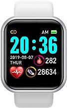 UIEMMY slim horloge Smart Watch Bloeddruk Fitness Tracker Armband Smart Band Waterproof Sport Smartwatch voor Android IOS
