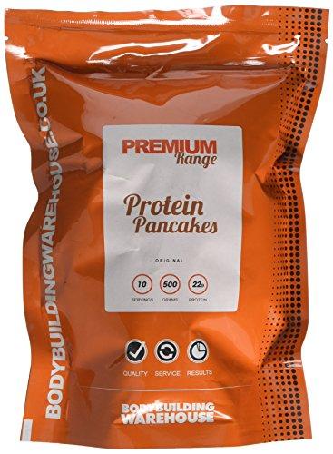 Bodybuilding Warehouse Premium Protein Pancakes Powder Original 500 g