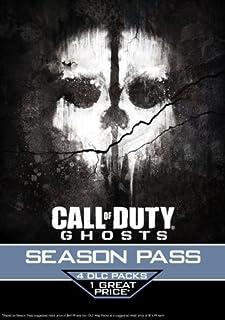 Call Of Duty Ghosts: Season Pass (Cross Buy) - PS4 / PS3 [Digital Code] (B00GMPJHJM) | Amazon price tracker / tracking, Amazon price history charts, Amazon price watches, Amazon price drop alerts