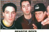 Pyramid Mini-Poster, Motiv Beastie Boys, gerahmt, 10,2 x