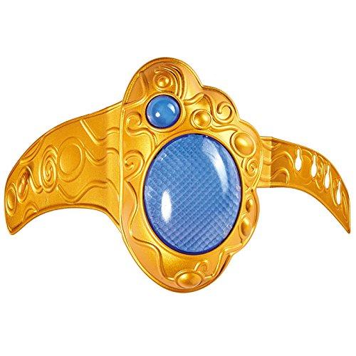 #11 Kinder Schmuck Armreif Mia und Me goldenes Armband mit Licht Melodie der Serie • Sound Spielzeug Centopia Kinderschmuck