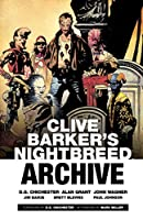 Clive Barker's Nightbreed Archive Vol. 1 (1)