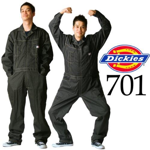 ディッキーズ Dickies (山田辰)オールシーズン用 ツヅキ服 701 オーディ 4Lサイズ