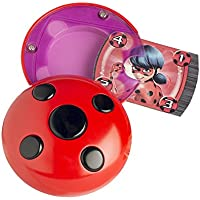 Prodigiosa: Las aventuras de Ladybug - Intercomunicador secreto (Bandai 39790-Voces en inglés)