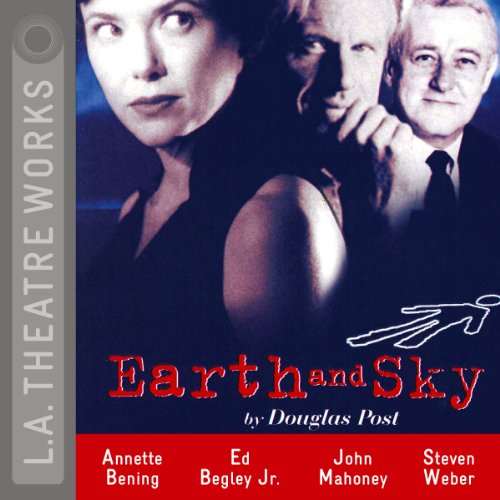 Earth and Sky audiobook cover art