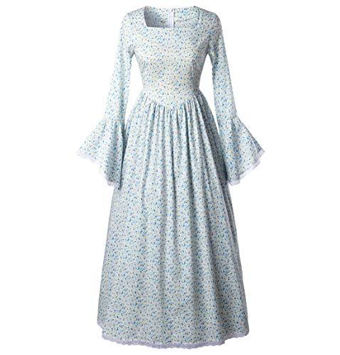 American Civil War Style Off the Shoulder Wedding Dress