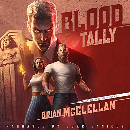 Couverture de Blood Tally