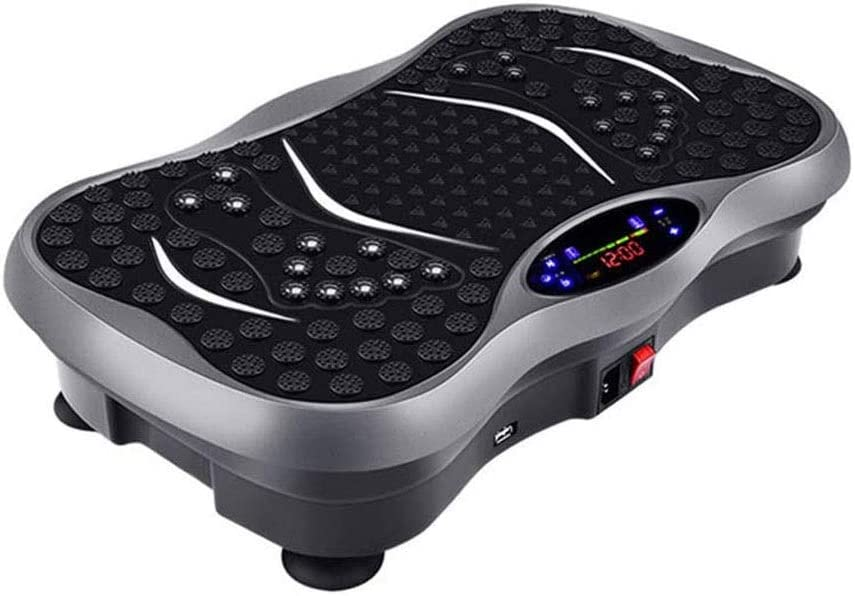 Discount mail order ZOUJIANGTAO Vibration Plate Exercise Machine Body Full Fitness P Directly managed store