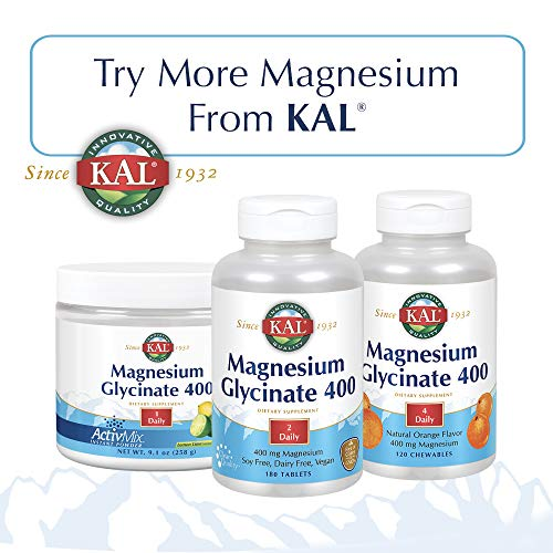 KAL社 リンゴ酸&マグネシウム 120粒