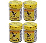 Aboniki Balm for Pain Relief, Sore Muscles, Anti-Inflammatory, Relieves Pains-25g (Pack od 4)