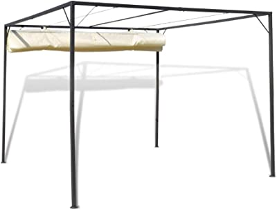 Amazon.de: Siena Garden Dach Berlino, 400 x 400cm