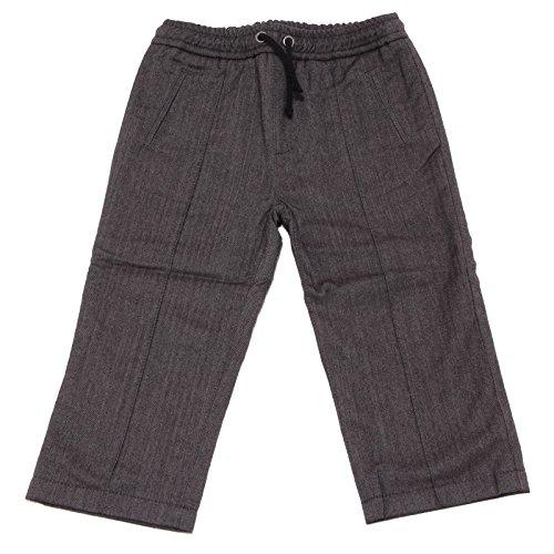 Dolce & Gabbana 8229U Pantalone Bimbo Junior Grigio Pant Kid Boy [12/18 Months]