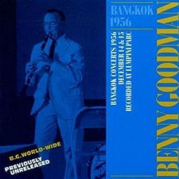 Benny Goodman - Bangkok 1956 (Live)