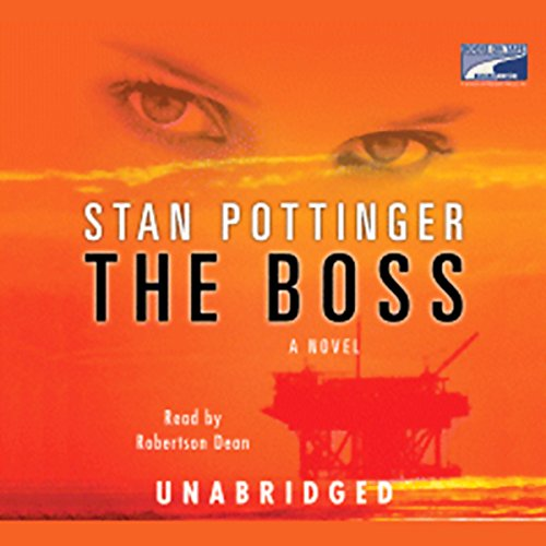 The Boss audiobook cover art