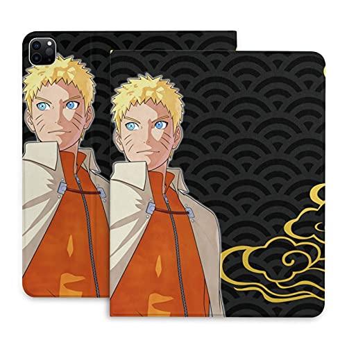 Naruto - Funda protectora para iPad 2020 Pro (función atril, función atril, función atril, función atril, función de apagado automático)