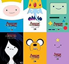Adventure Time: The Complete Series Seasons 1-6 DVD Cartoon Network