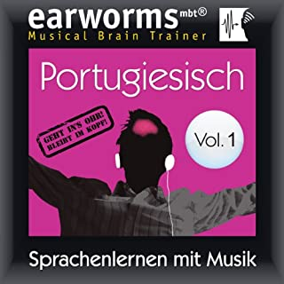 Portugiesisch (vol.1): Lernen mit Musik                   By:                                                                                                                                 earworms Learning                               Narrated by:                                                                                                                                 Uli Holler,                                                                                        Ana Valdez                      Length: 1 hr     Not rated yet     Overall 0.0