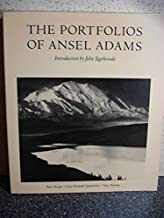 The Portfolios of Ansel Adams (A New York Graphic Society book) (1981-09-21)