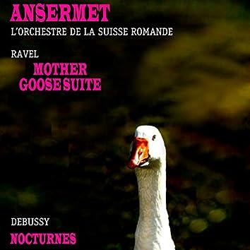 Ravel: Mother Goose Suite / Debussy: Nocturnes