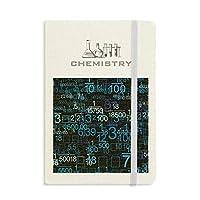 デジタル・科学・技術・小数のイラスト 化学手帳クラシックジャーナル日記A 5