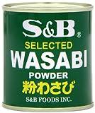 S&B Wasabi Powder - 5 Paquetes de 30 gr - Total: 150 gr
