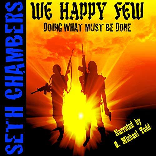 We Happy Few audiobook cover art