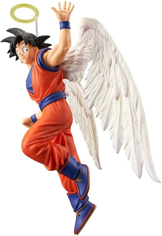 la calidad primero los consumidores primero LWWOZL Dragon Ball Anime Estatua Angel Sun Sun Sun Wukong Exquisito Anime Decoración -20CM Estatua de Juguete  Esperando por ti